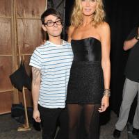 Trick or treat? Heidi Klum stripped completely bare for
